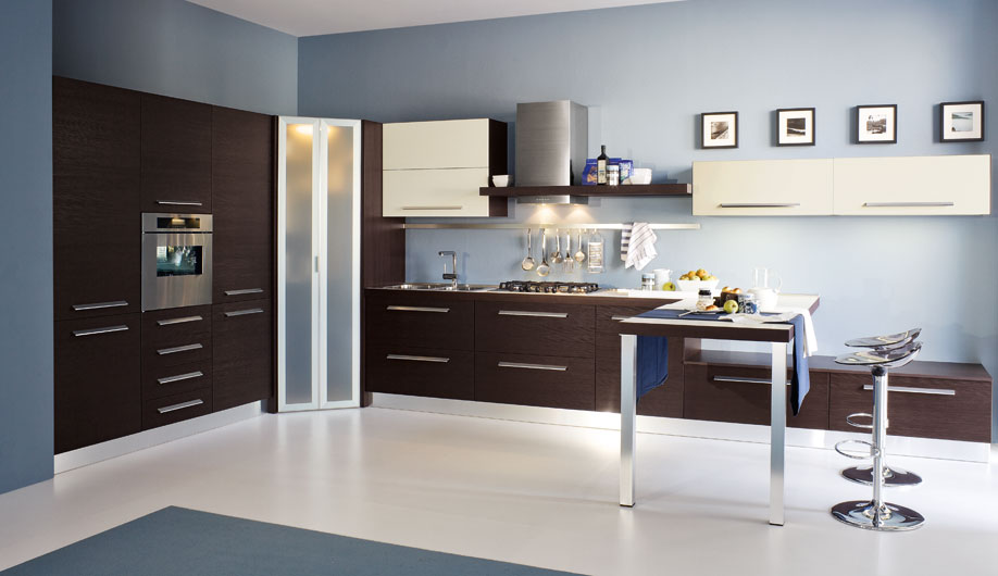 Preferenza Cucine Con Angolo Dispensa. Arredare La Cucina Con Dispensa E  IR46