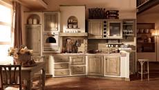 Cucina Paolina in finta muratura