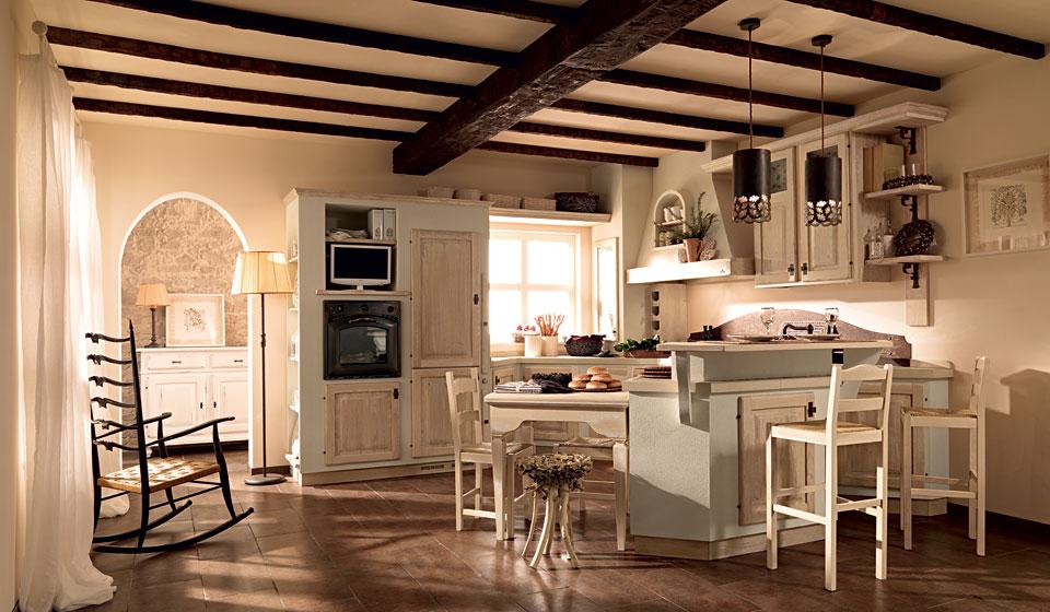 Beautiful Cucine Finta Muratura Pictures - Ideas & Design 2017 ...