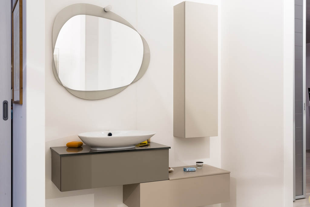 Bagni moderni for Mobili in quercia